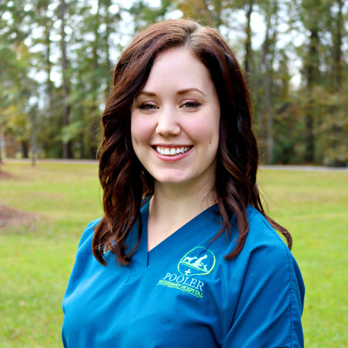 Ellen Hiers - Veterinary Assistant - Pooler Veterinary Hospital - Bloomingdale, GA