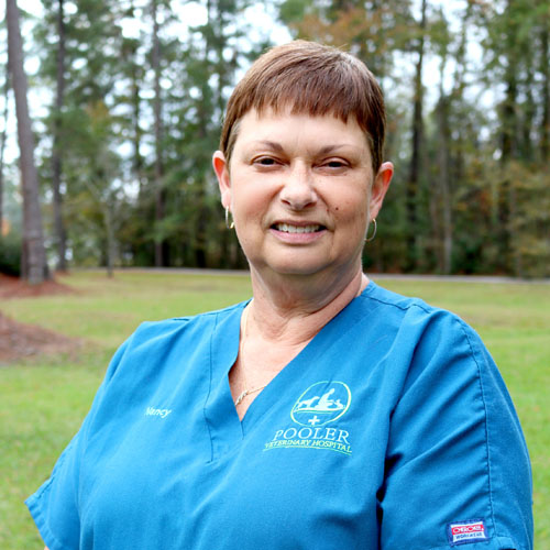 Nancy Shuman - Accounts Manager - Pooler Veterinary Hospital - Bloomingdale, GA