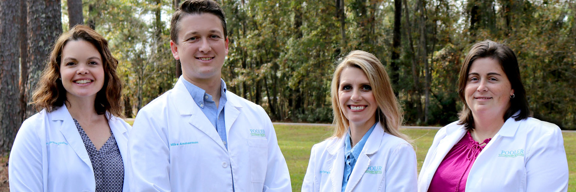 Pooler Veterinary Hospital Staff Veterinarians