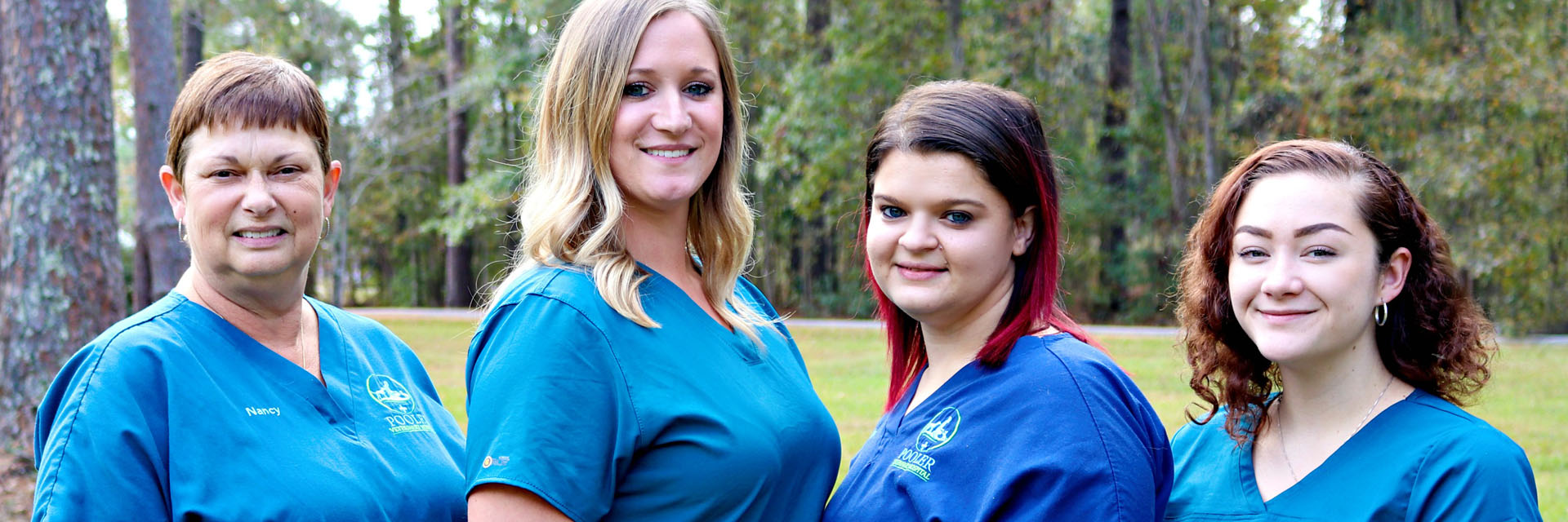 Pooler Veterinary Hospital Staff
